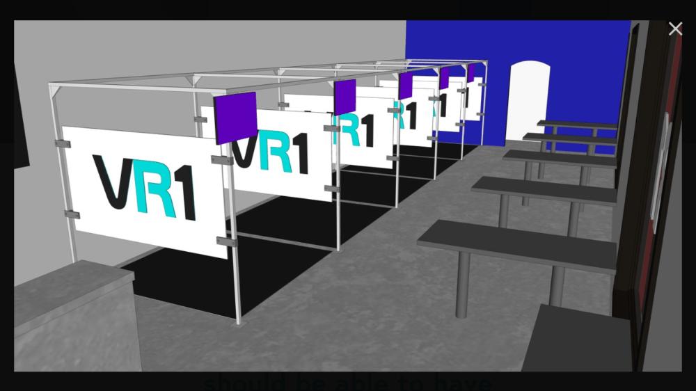 Клуб виртуальной реальности в США опыт открытия