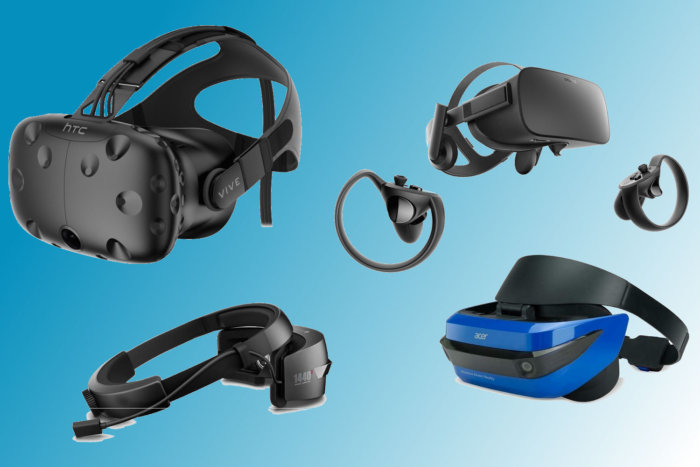Технический обзор 9 популярных шлемов виртуальной реальности