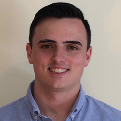 Luke McGoldrick – PhD candidate, Research Fellow (Integrated Program in Cellular, Molecular, and Biomedical Studies)