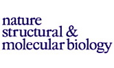 Nature Structural and Molecular Biology logo