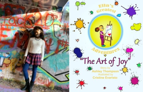 ashley thompson and the art of joy