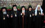 """Совсем недавно """"пентархия"""" включала в себя Русскую Церковь. Фанар, 2008"""
