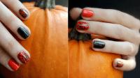 Halloween Spider Web Nail Art Tutorial  Sobo Tips