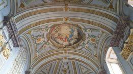 11 - Fresky na klenbe kaplnky Krásnej Hôrky boli kompletne zreštaurované
