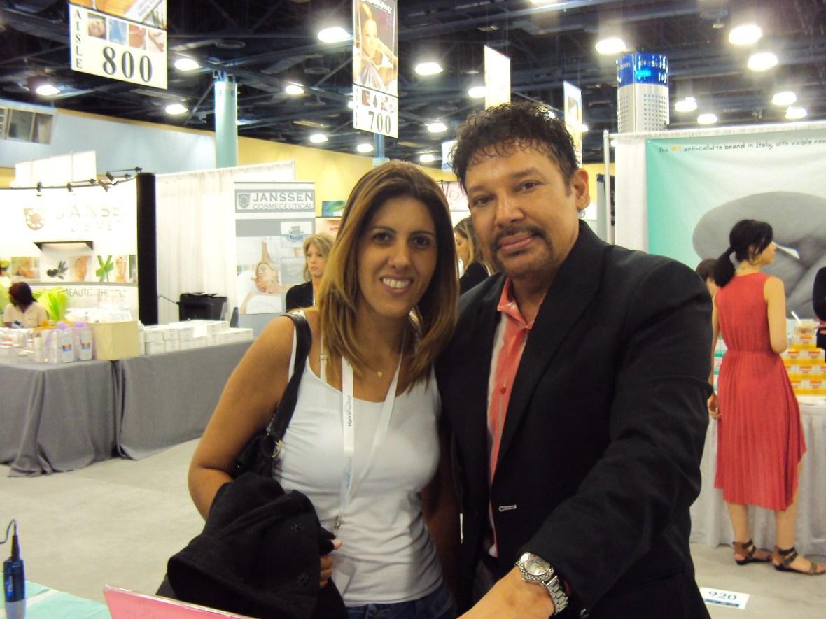 Professor Alfredo González - Miami Beach 2012