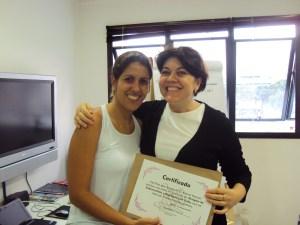 Curso Designer de Sobrancelhas e Depilação com Linha - São Paulo - Sobrancelhas com Linha