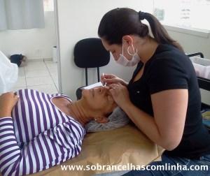 curso designer de sobrancelhas