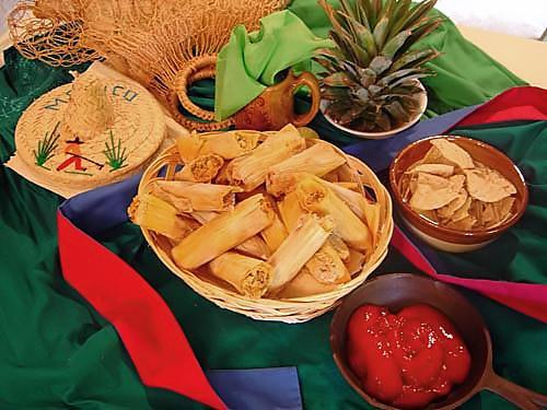 Gastronoma y artesana en Quintana Roo