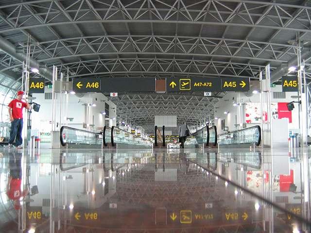 Aeropuerto de Bruselas Charleroi