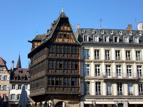 Kammerzell, la casa más bella de Estrasburgo