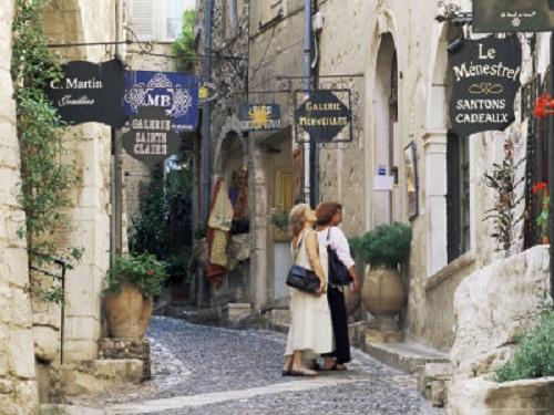 le village de saint paul