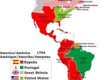 América Latina: la formación de los estados nacionales ...