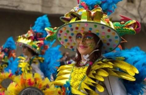 Quien invento los carnavales