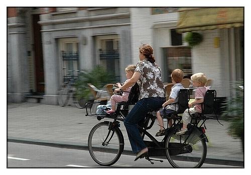 Viajar con nios a Holanda