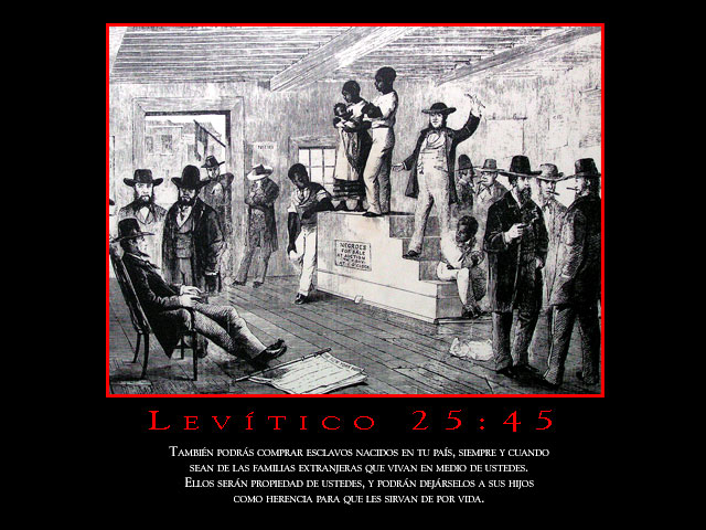 Levítico 25:45