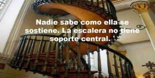 La Milagrosa Escalera de Loretto