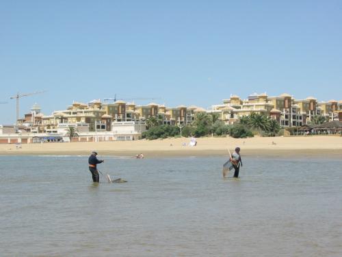Isla Canela pesca y naturaleza en la Costa de Huelva