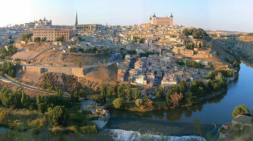Apartamentos en Toledo en edificios histricos