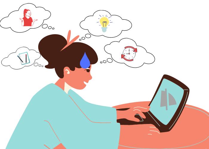 trabajar en casa sin internet