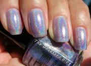 glitter gal - wisteria lilac light