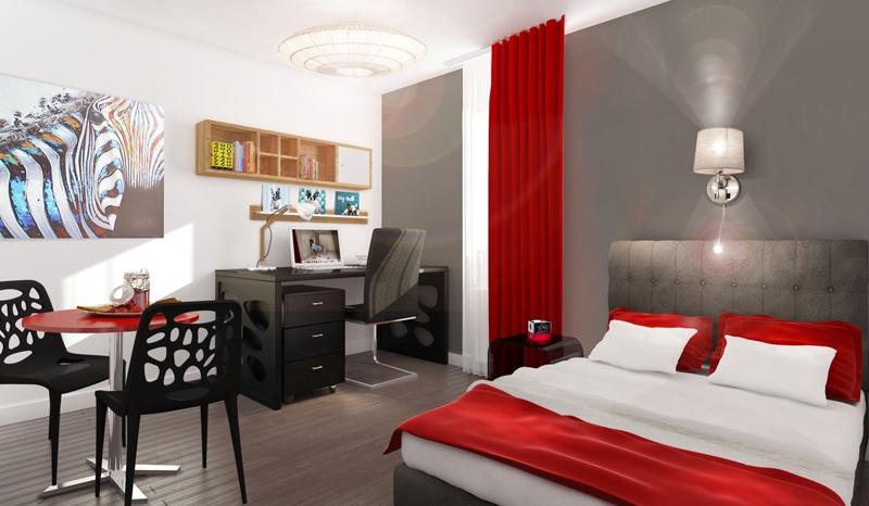 Amenager Son Studio 20m2 - Décoration de maison idées de design d ...