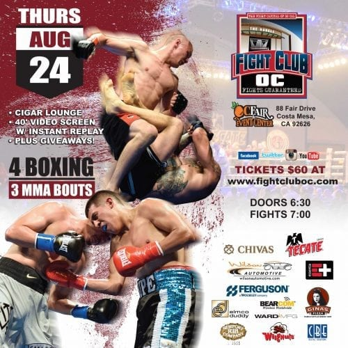 The Wait is OVER! FCOC Back In Action Aug 24th