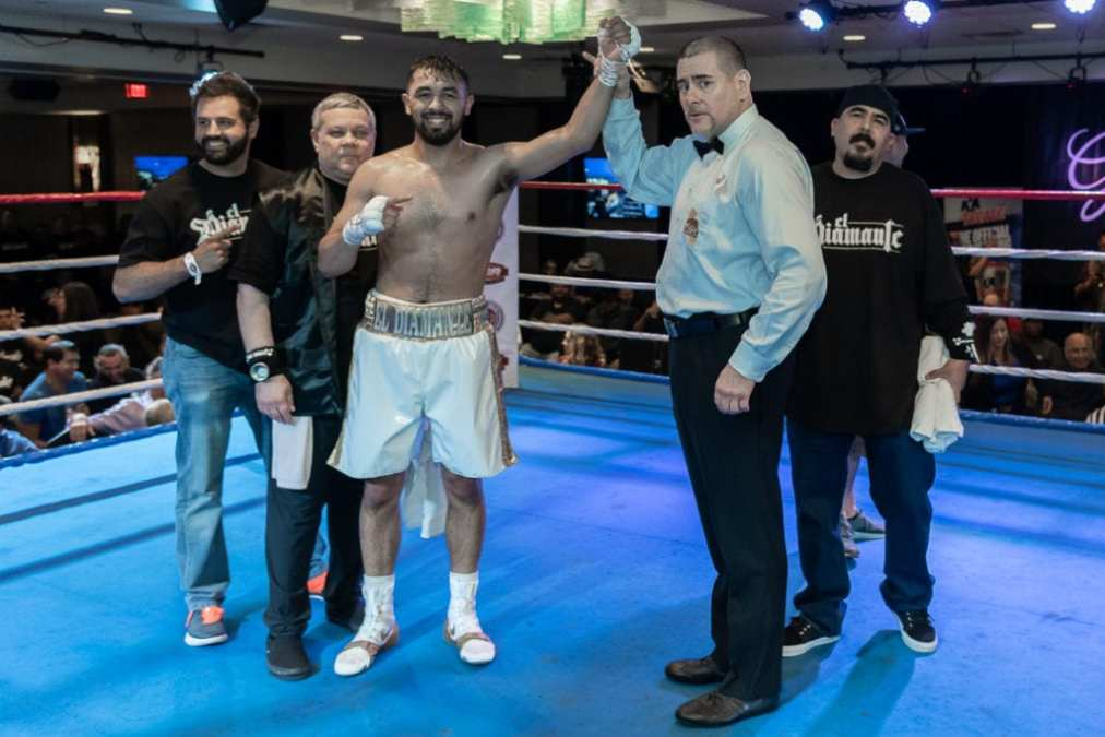 Jonathan Esquivel Remains Unbeaten and Raquel Miller Wins NABF Title