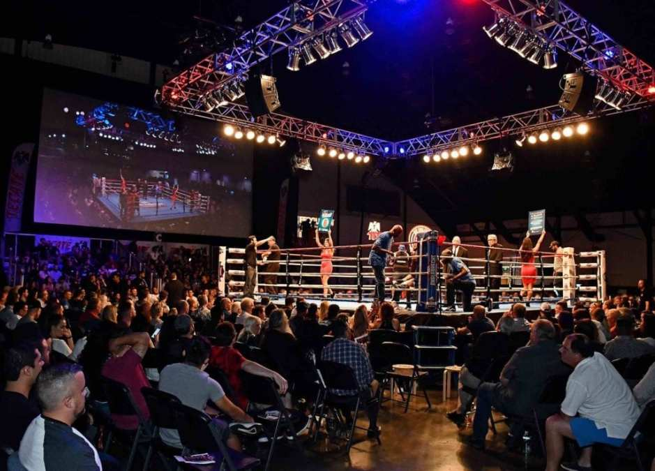 Beyond The Sport Feature on Fight Club OC