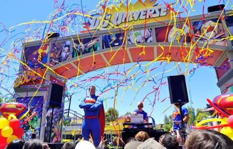 Superman Six Flags Magic Mountain