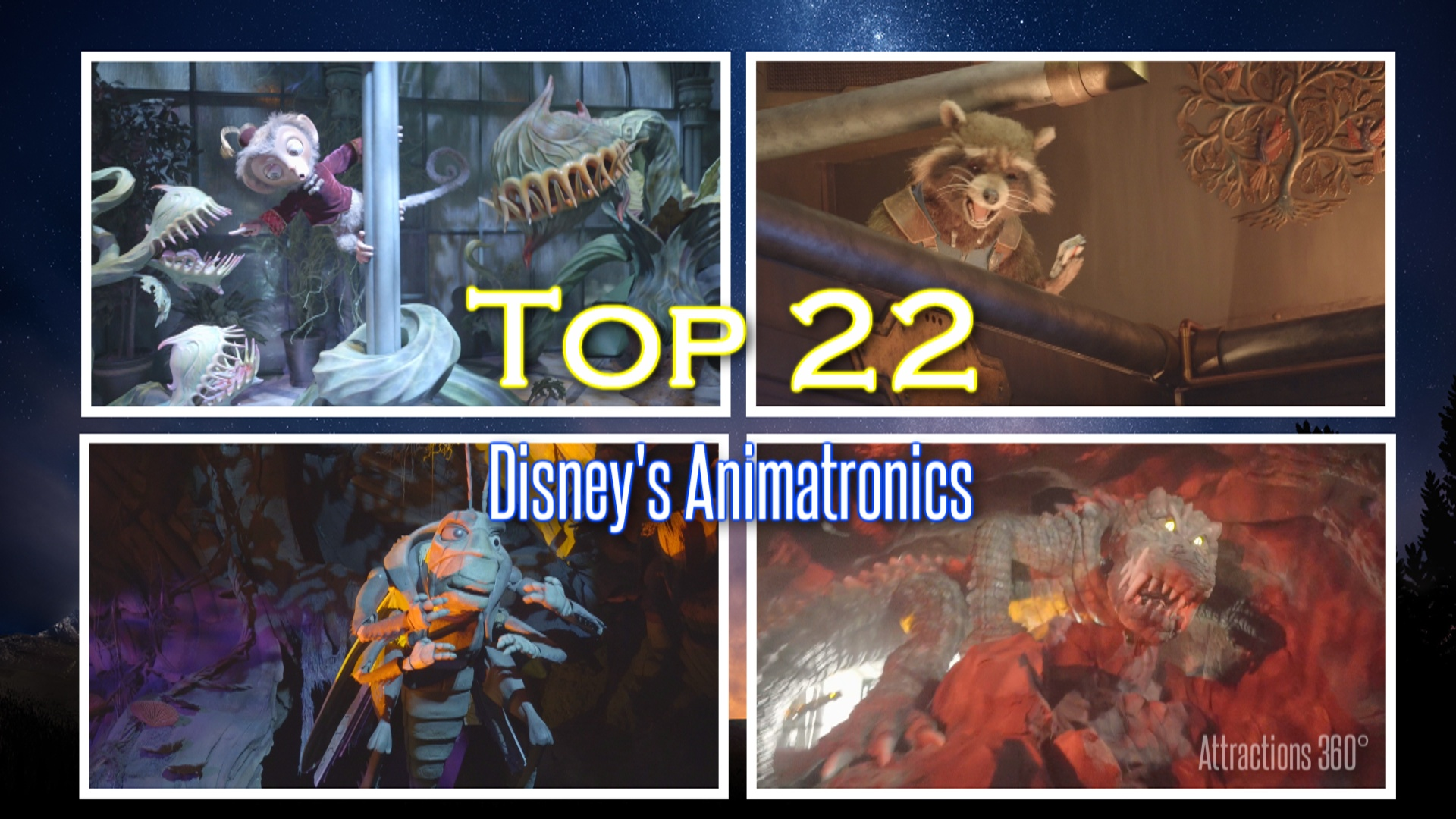 Socal Attractions 360 Our Top 22 Amazing Disney S