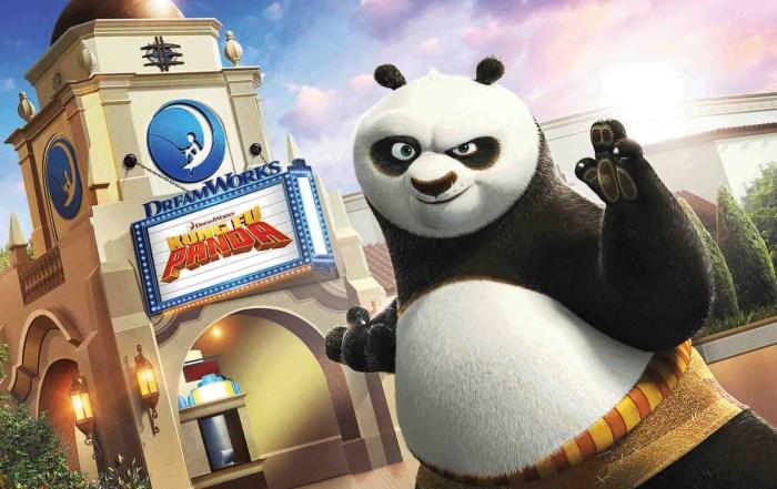 Kung Fu Panda grand opening June 15 2018 at USH