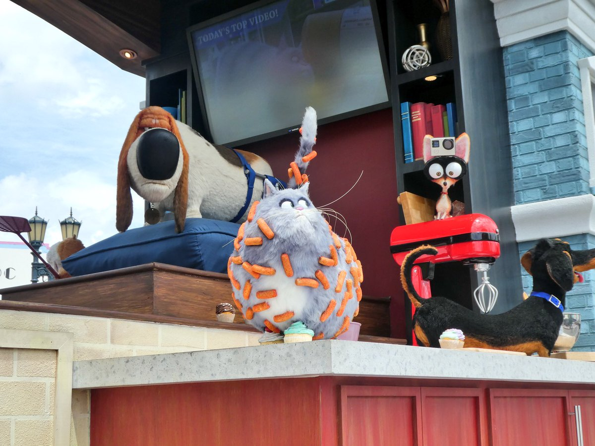 Universal Studios New Rides 2020 SoCal Attractions 360 – The Secret Life of Pets Dark Ride Opening