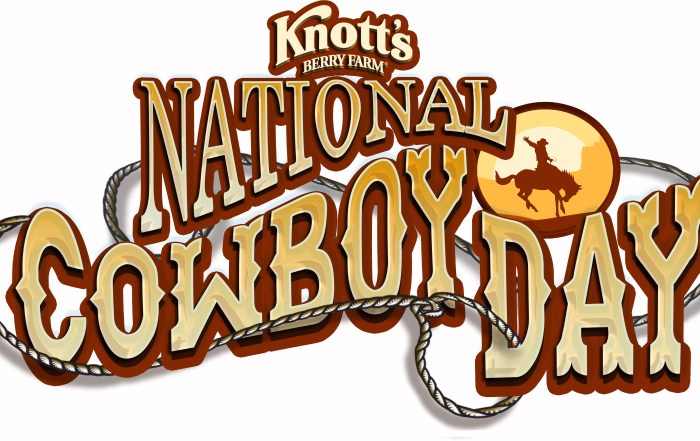 National Cowboy Day 2019 (White Background)