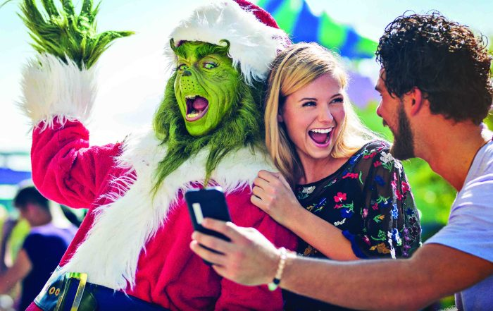 Grinchmas at USH - Holidays 2019