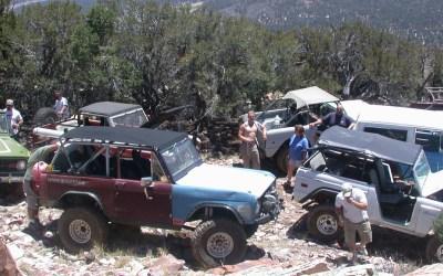 Big Bear Bronco Bash I – June 2002