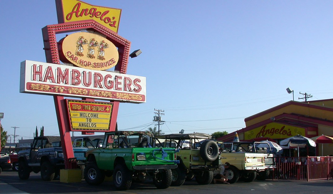So Cal Broncos at Angelo's – July 2002