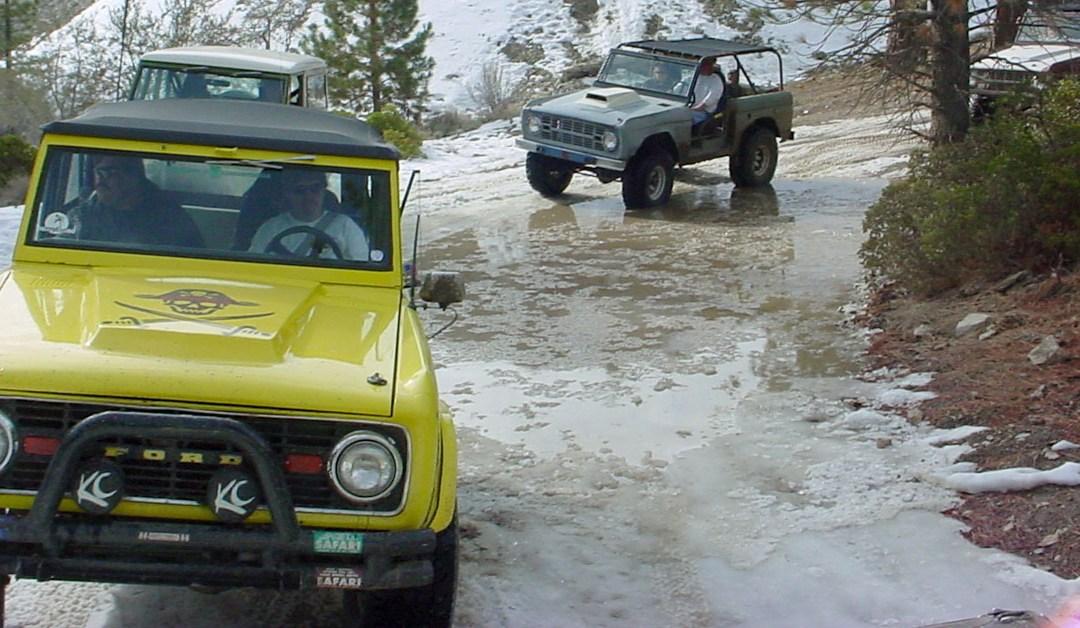 Big Bear Snow Run – January 2003