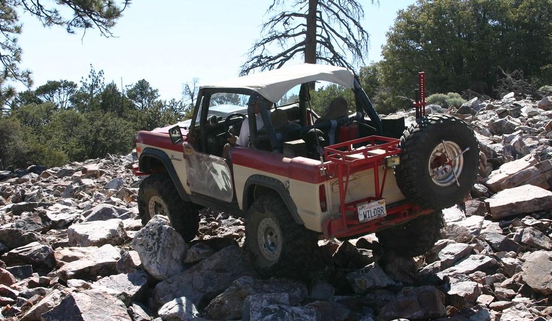 Big Bear Bronco Bash IV – Gold Mountain – June 2005