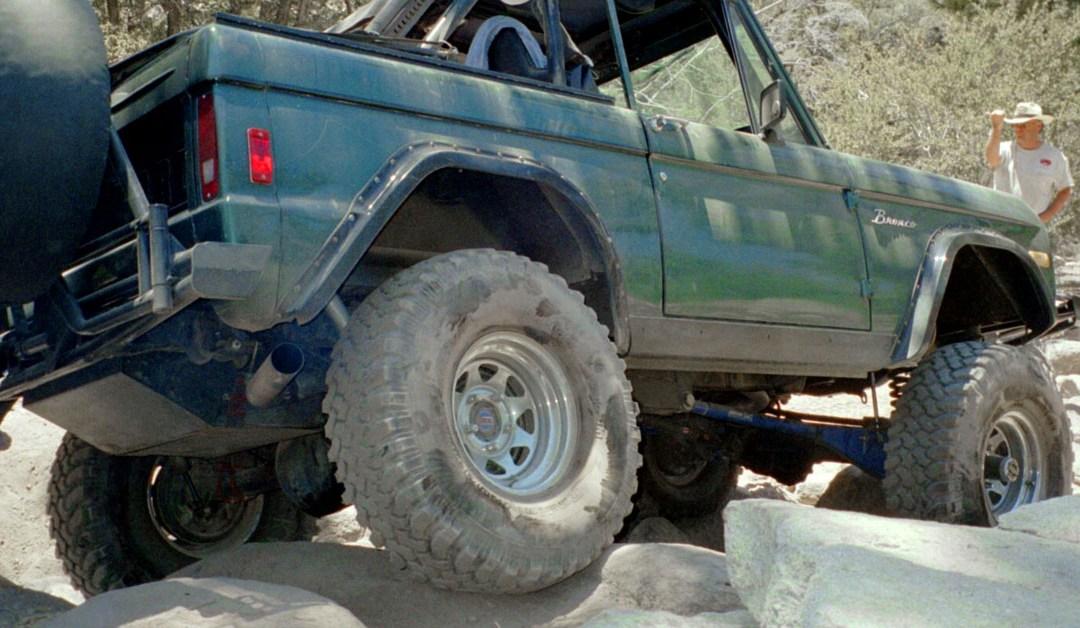 Big Bear Bronco Bash IV – John Bull Trail – June 2005