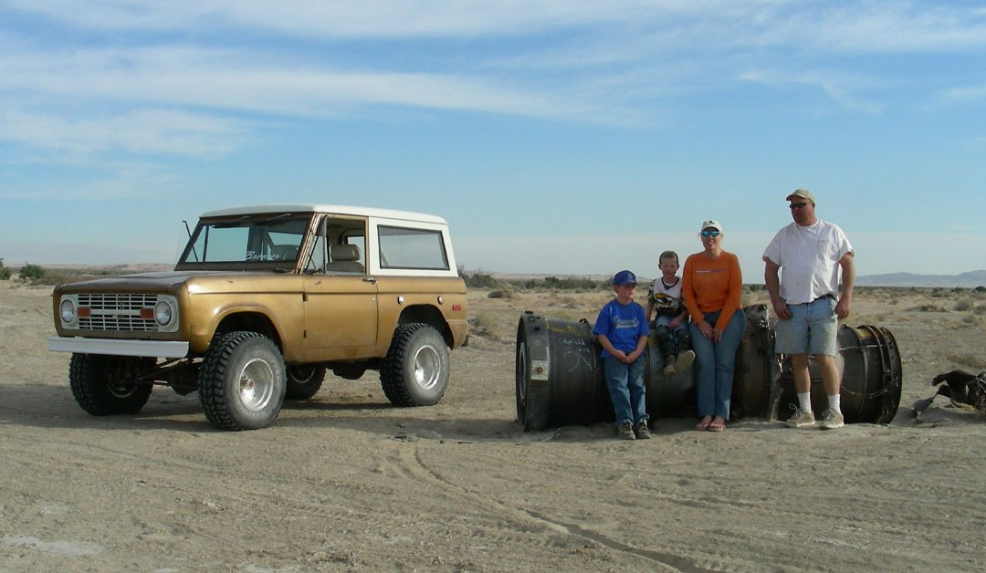 New Year's at Ocotillo Wells – January 2006