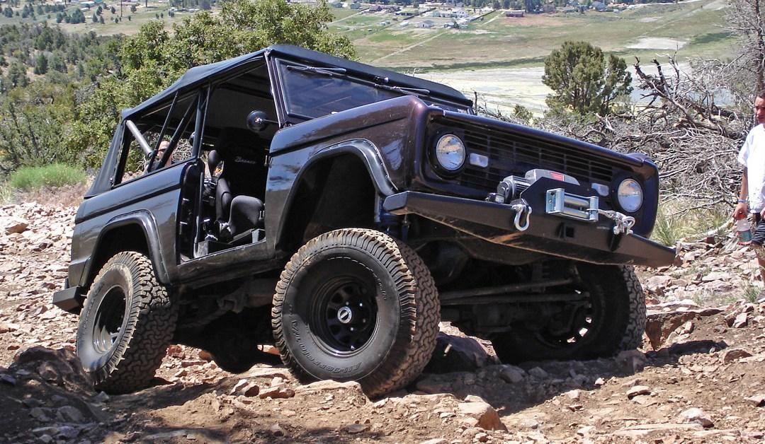 Big Bear Bronco Bash V – Gold Mtn & John Bull – June 2006