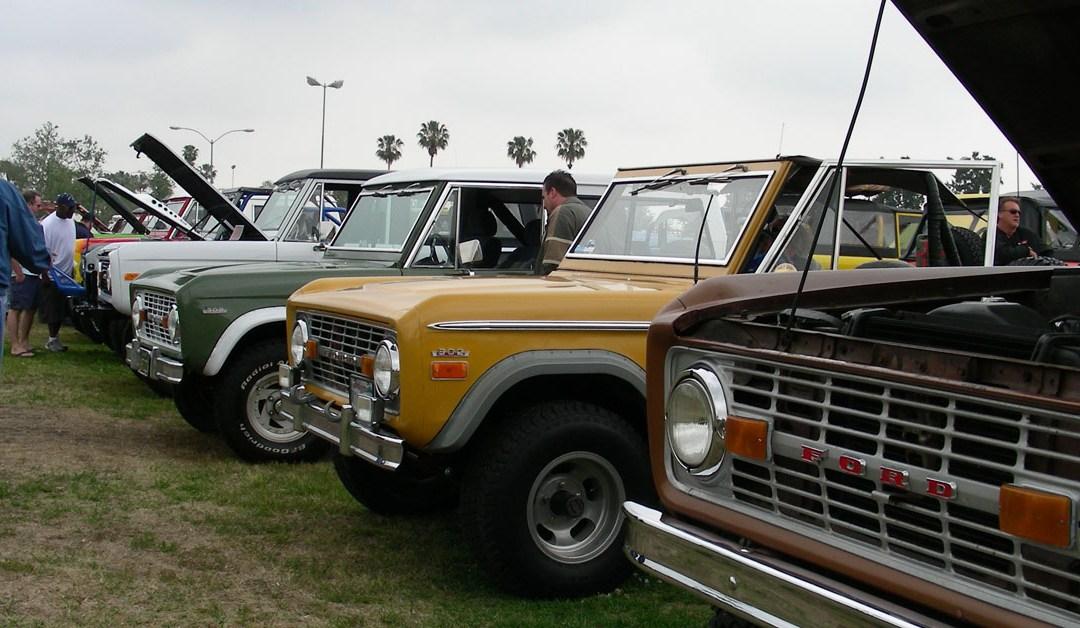Fabulous Fords Forever – April 2007