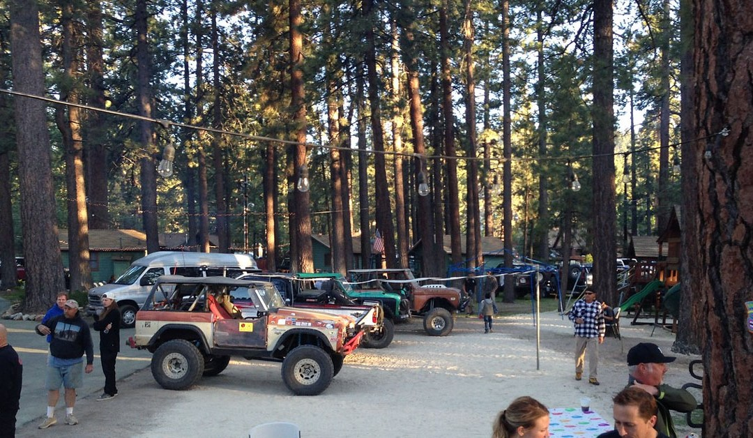 Big Bear Bronco Bash XV – June 2016