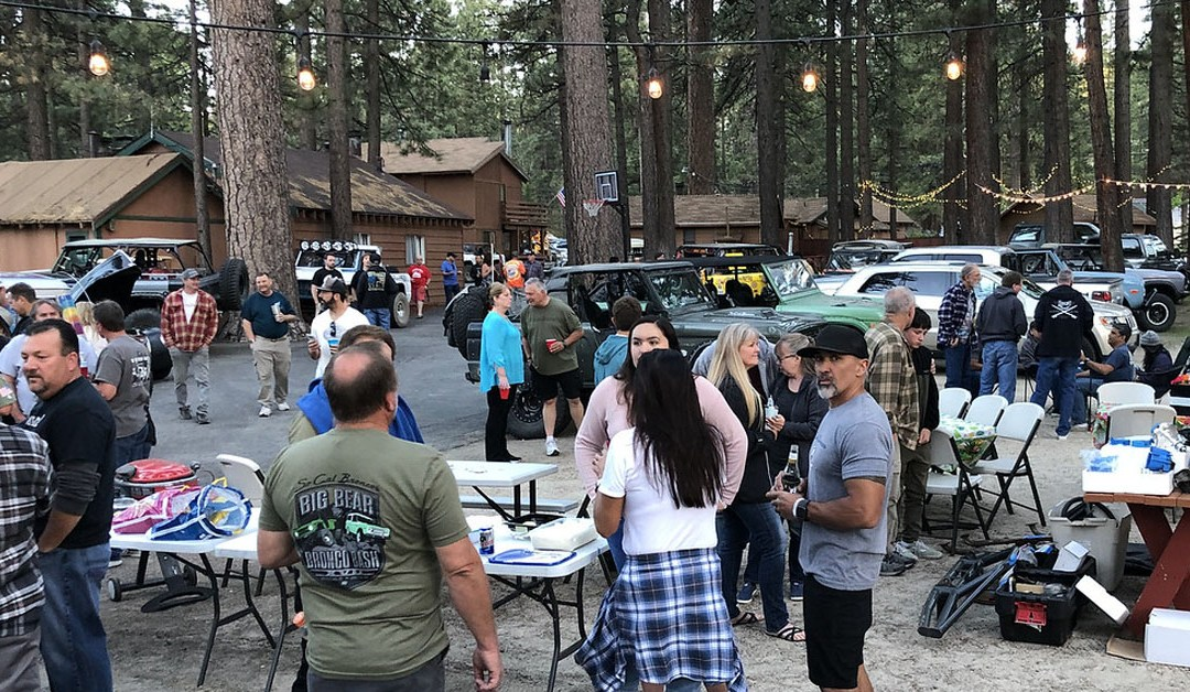Big Bear Bronco Bash XVIII – June 2019