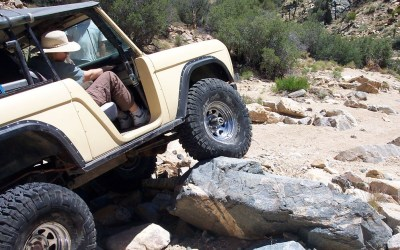 Big Bear Bronco Bash VII – Sidewinder – June 2008