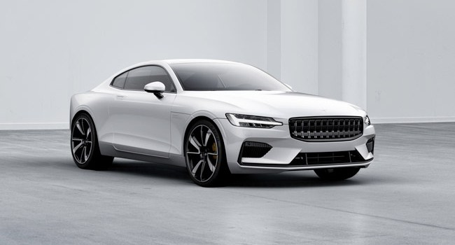 Whoa!  Volvo Polestar 1 to Start at $155,000