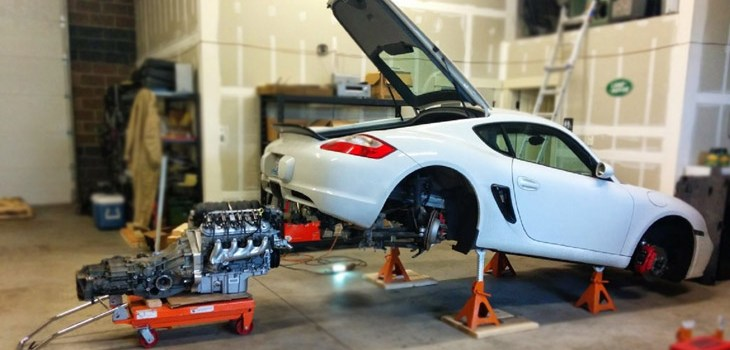 Why Can't Engine Swaps Be Easier?
