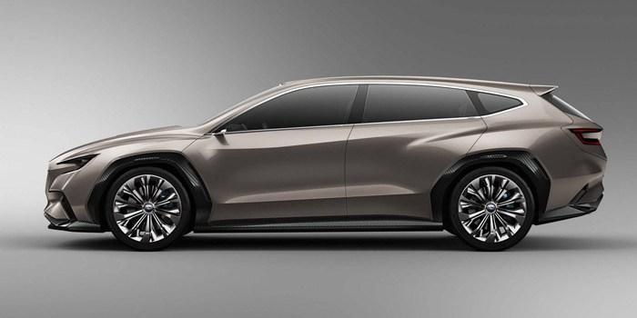 Subaru Viziv Tourer Concept – I'm Torn