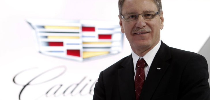Cadillac's Johan de Nysschen Hits The Road