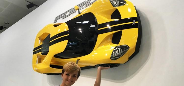 LA Auto Show – Nov 30 – Dec 9